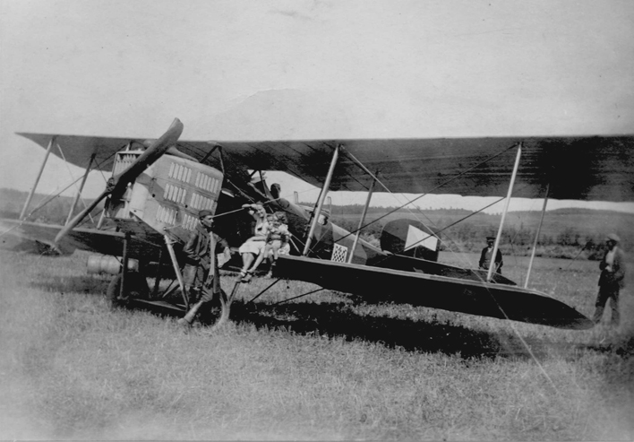 an analysis of the airplane use during the world war one